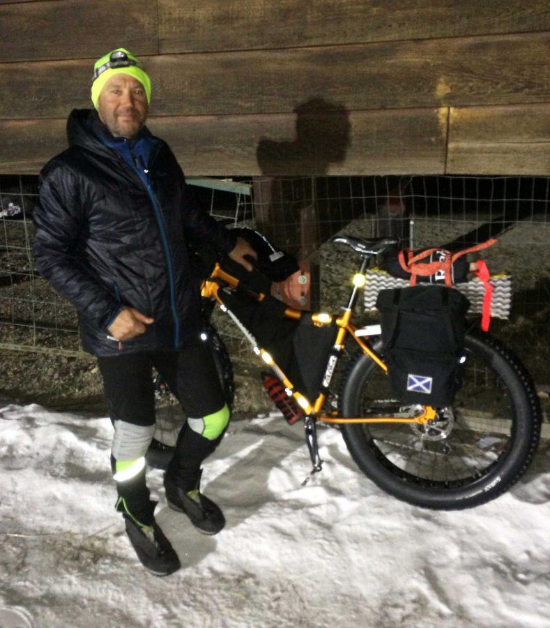 Iditarod+cyclist+Donald+Kane.