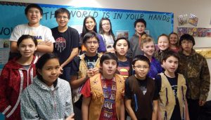 The Galena middle school students headed to Washington, D.C., to take part in the Close-Up program.