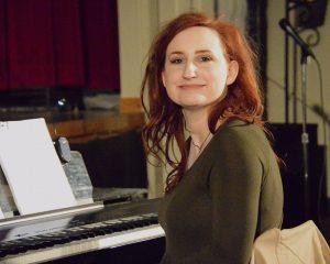 Ptarmigan Hall music and arts director Natalie Olender.