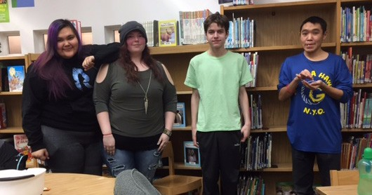 Galena winners of the Battle of the Books.