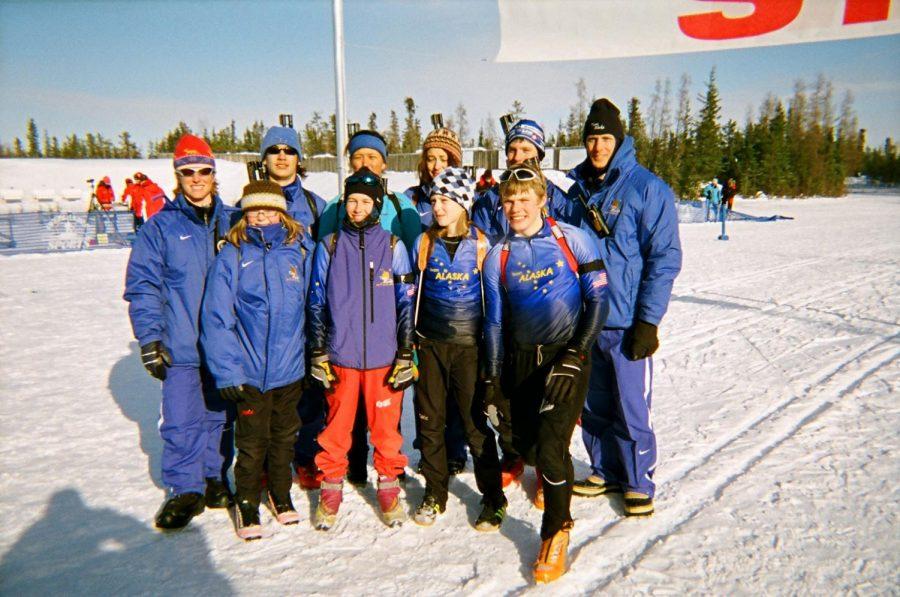 actic+winter+games+Ski+Biathletes